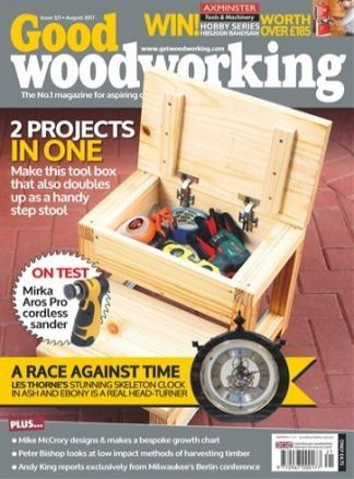 Good Woodworking 5/2017