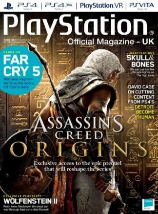 Playstation Official Magazine 5/2017