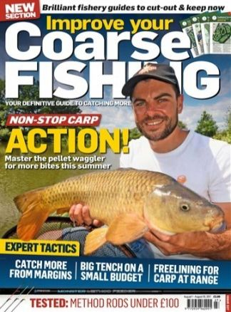 Improve Your Coarse Fishing 5/2017