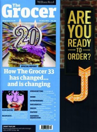 The Grocer 1/2017
