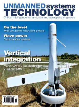 Unmanned Systems Technology 5/2017