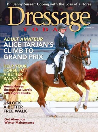 Dressage Today 4/2017
