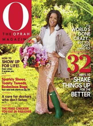 O, The Oprah magazine 6/2017