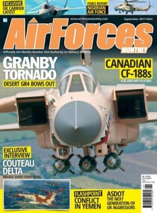 Airforces Monthly 6/2017