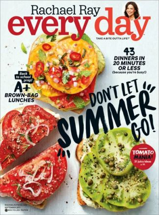 Every Day With Rachael Ray 6/2017