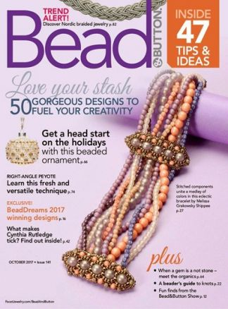 Bead&Button Magazine 2/2017