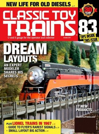 Classic Toy Trains 2/2017