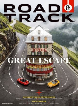 Road and Track 7/2017