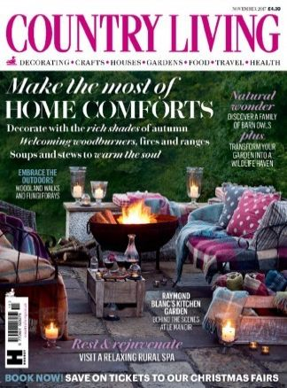 Country Living UK 9/2017