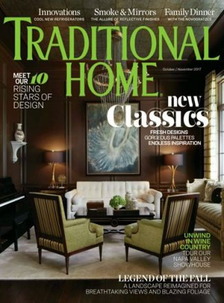 Traditional Home 5/2017