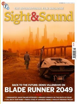 Sight & Sound 5/2017