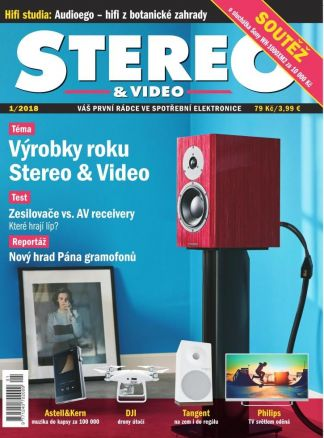Stereo & Video  1/2018