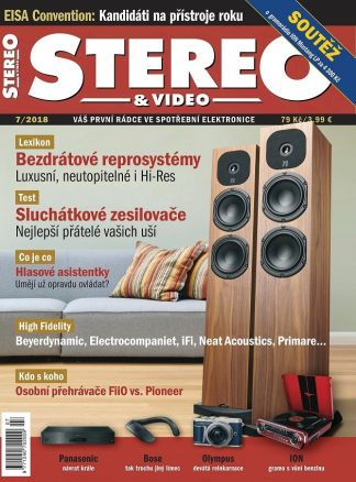 Stereo & Video  7/2018