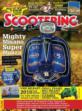 Scootering 9/2017