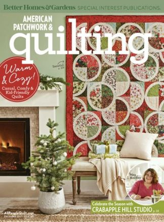American Patchwork & Quilting 4/2017