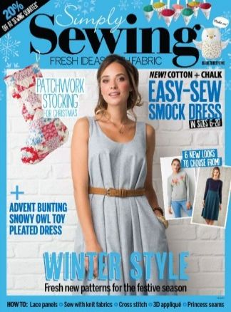 Simply Sewing 9/2017