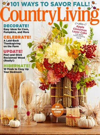 Country Living US 6/2017
