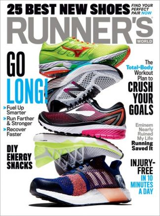 Runner's World USA 1/2017