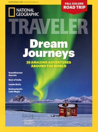 National Geographic Traveler 4/2017