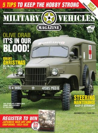 Military Vehicles 4/2017