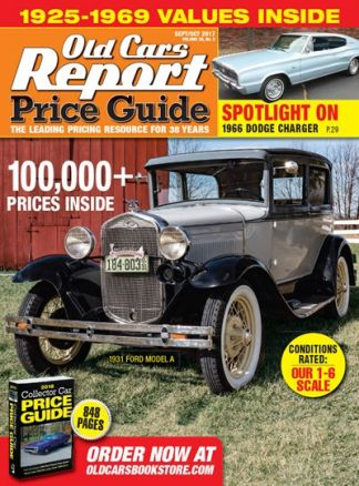 Old Cars Price Guide 4/2017