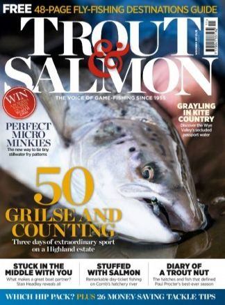 Trout and Salmon 9/2017