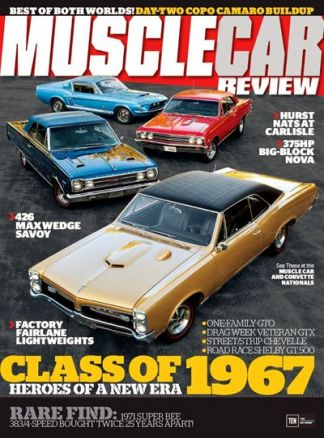 Muscle Car Review 1/2017