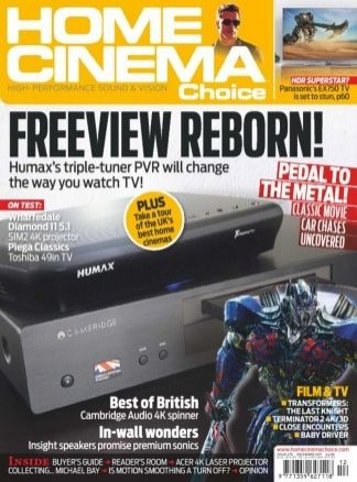 Home Cinema Choice 11/2017