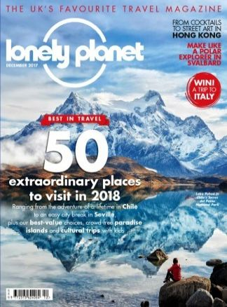 Lonely Planet 10/2017