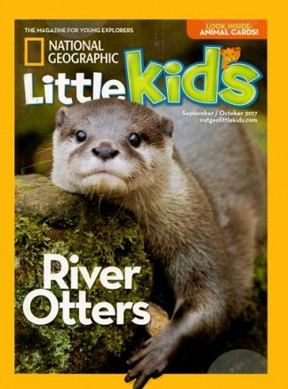 National Geographic Little Kids 3-6 5/2017