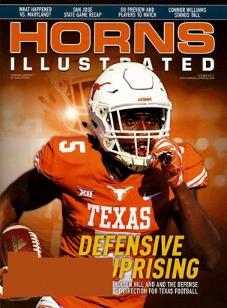Horns Illustrated 3/2017