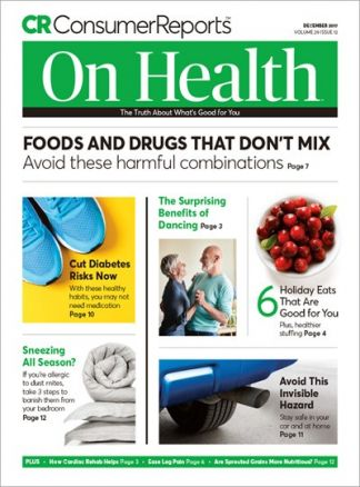 Consumer Reports On Health 2/2017