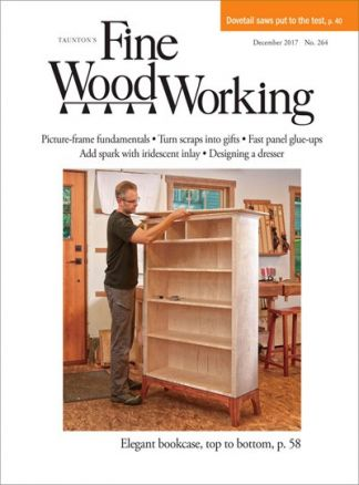 Fine Woodworking 1/2017