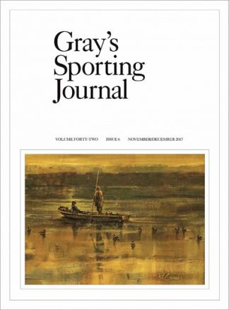 Gray's Sporting Journal 1/2017