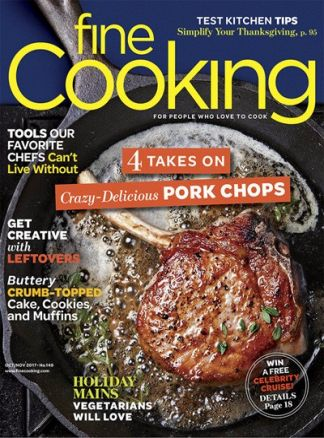 Fine Cooking 1/2017