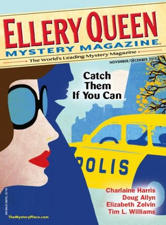 Ellery Queens Mystery Magazine 1/2017