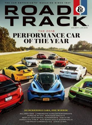 Road and Track 9/2017