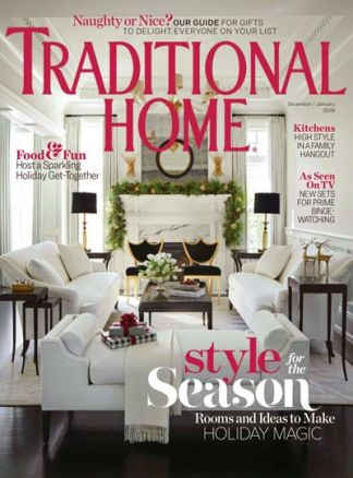 Traditional Home 6/2017