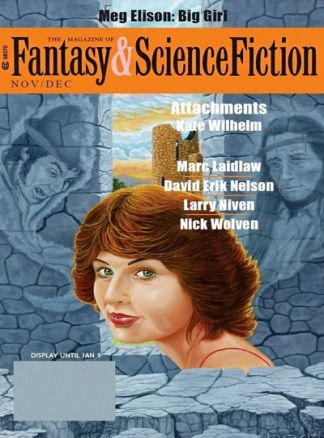 Fantasy & Science Fiction 2/2017