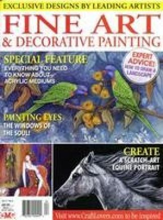 Fine Art & Decorative Painting 1/2017