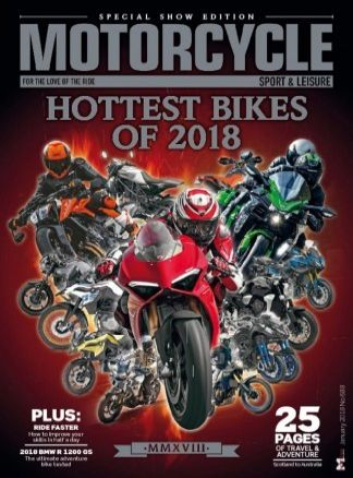 Motorcycle Sport & Leisure 11/2017