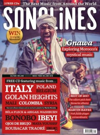 Songlines - the world music magazine 8/2017
