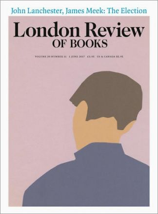 London Review Of Books 1/2017