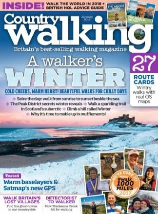 Country Walking 12/2017
