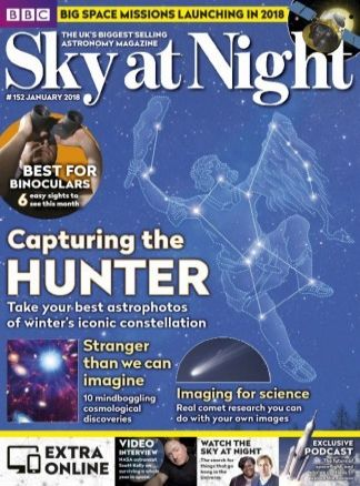 BBC Sky at Night Magazine 13/2017