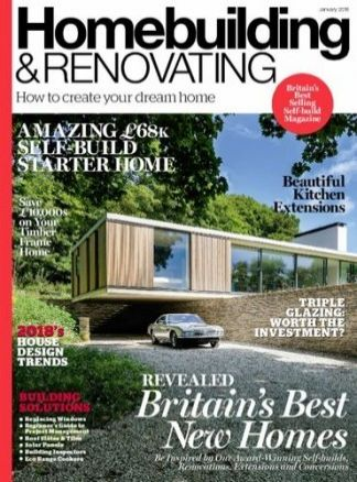 Homebuilding & Renovating 1/2018