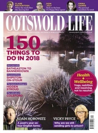 Cotswold Life 1/2018