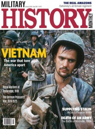 Military History Monthly 1/2018