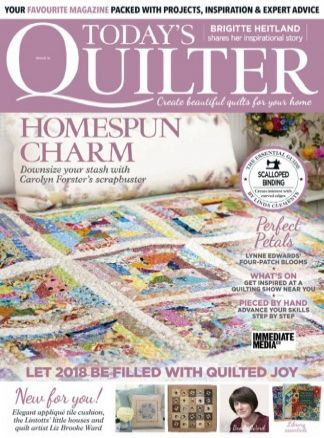 Today's Quilter 1/2018