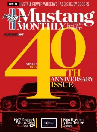 Mustang Monthly 1/2018